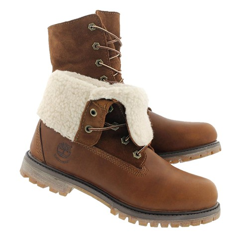 timberland winter feet
