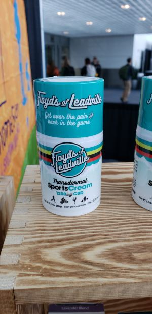 Floyd's of Leadville CBD Cream