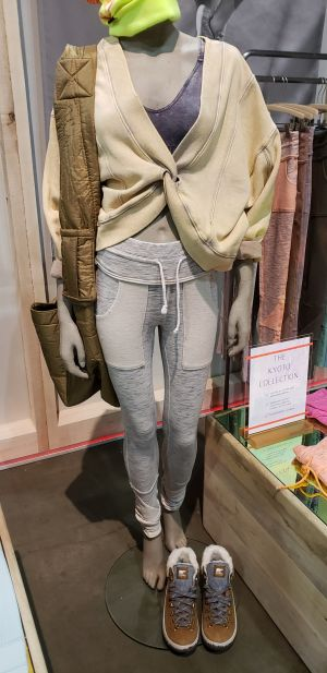 Freepeople is entering the outdoors space