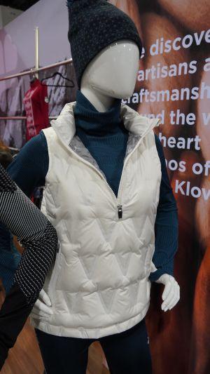 Krimson Klover Pullover Vest
