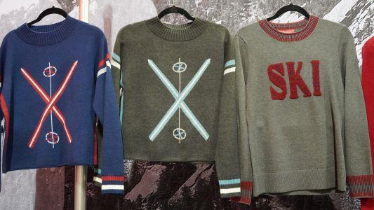 Krimson Klover Retro Sweaters