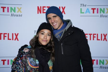 Gina Rodriguez At The Latinx House And Netflix Party