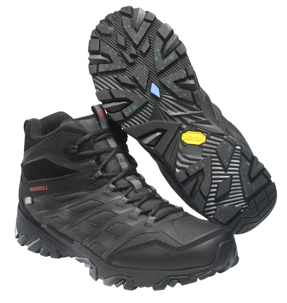 Merrell Winter traction