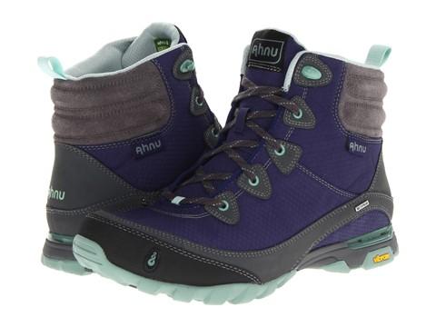 ahnu winter feet