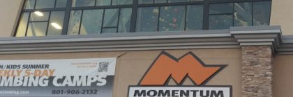 momentum climbing