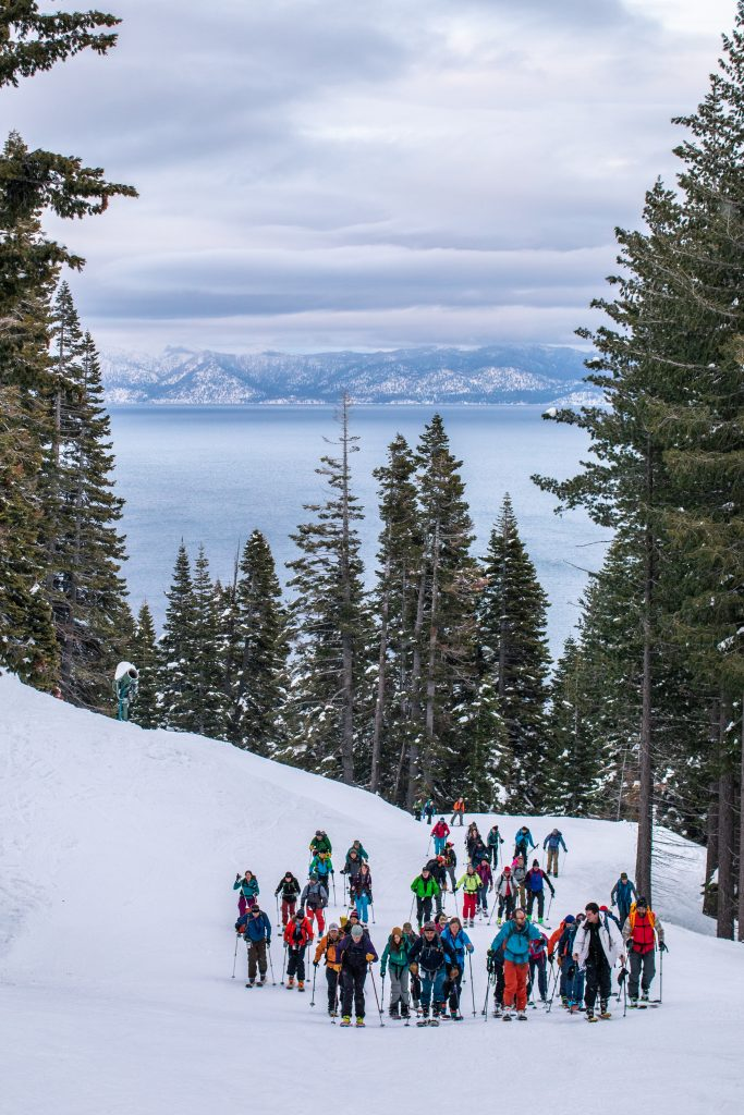 Alpenglow Mountain Festival Backcountry Tour