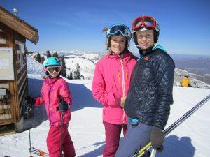Friends who Ski