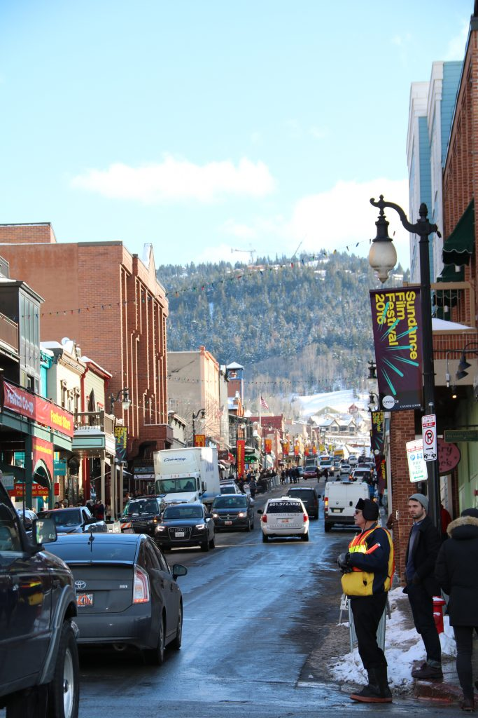 Sundance on Main Street