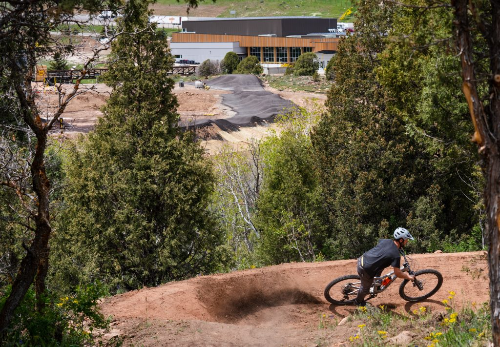 outdoor recreation in park city