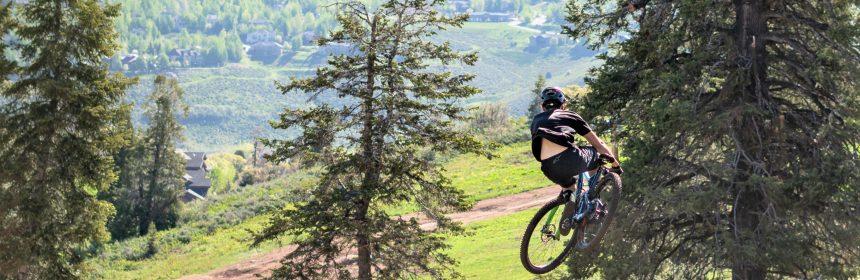 woodward park city mountain biking